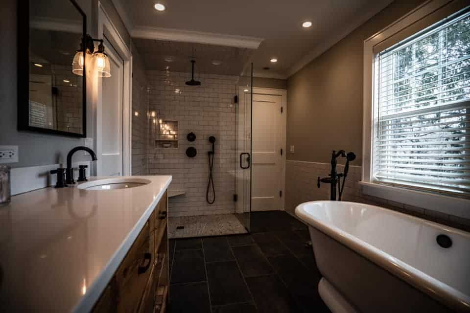 custom bathroom remodeling contractor connecticut