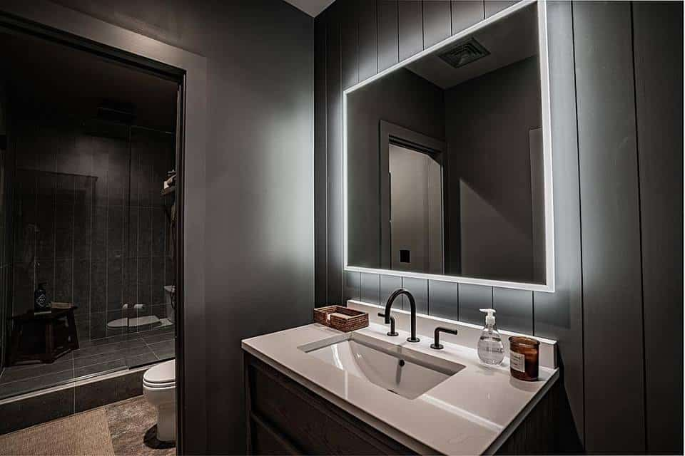 custom bathroom remodel contractor connecticut