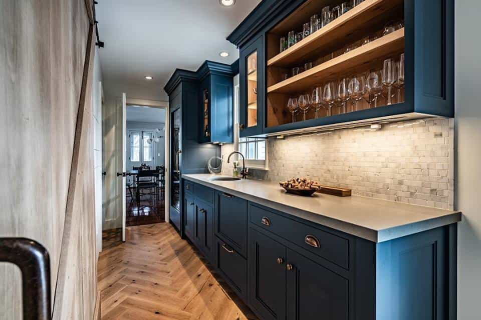 custom kitchen pantry renovation contractors in connecticut