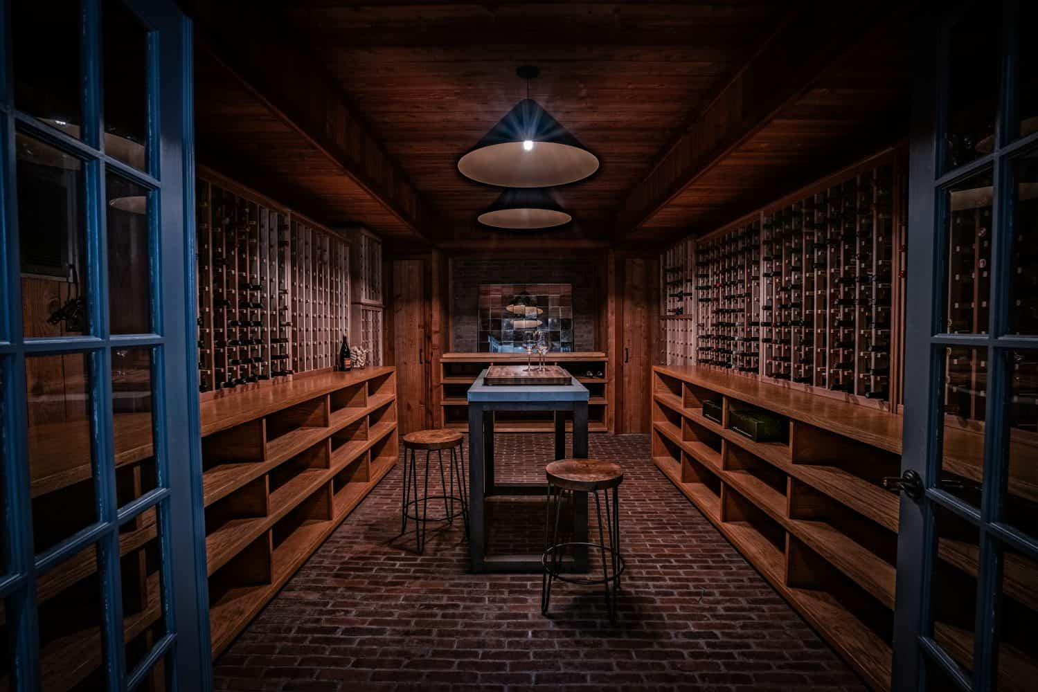 wine cellar CT